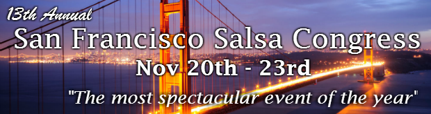 San Francisco Salsa Congress 2014