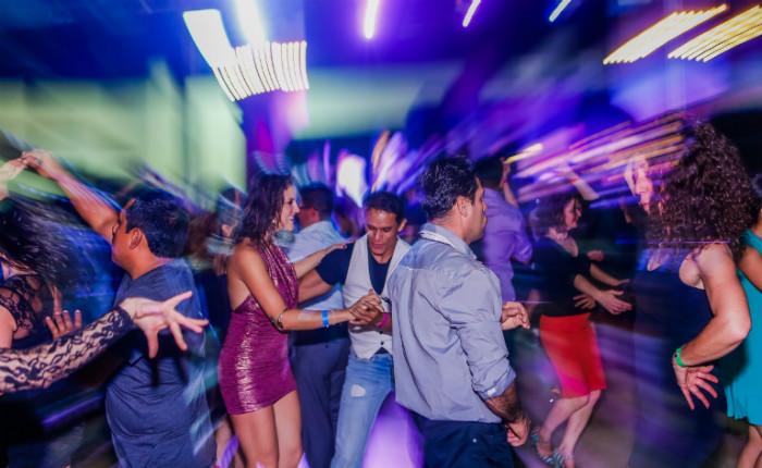 SF Salsa Congress Social Dancing