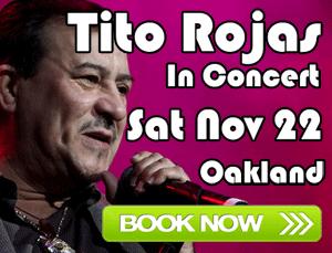 Tito Rojas Concert