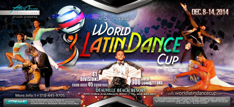2014 World Latin Dance Cup