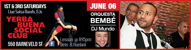 Yerba Buena June