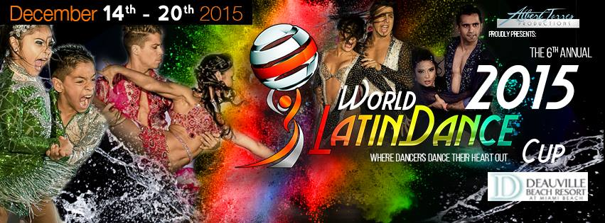 2015 World Latin Dance Cup