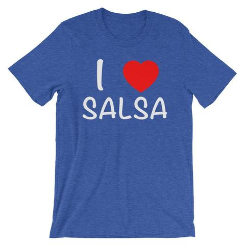 I Heart Salsa T-Shirt