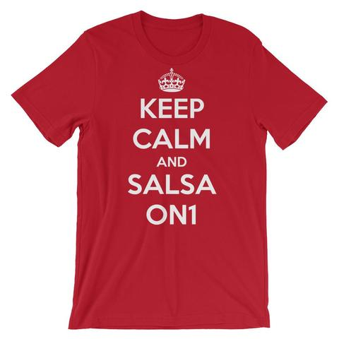 Keep Calm And Salsa On1 T-Shirt