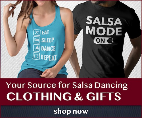 Salsa Dancing Gifts